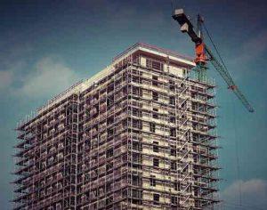 אילוסטרציה: אתר בנייה