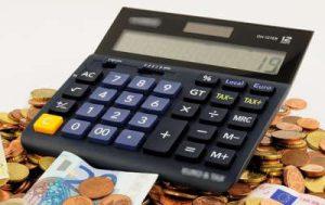 מחשבון - חישוב סכומים
